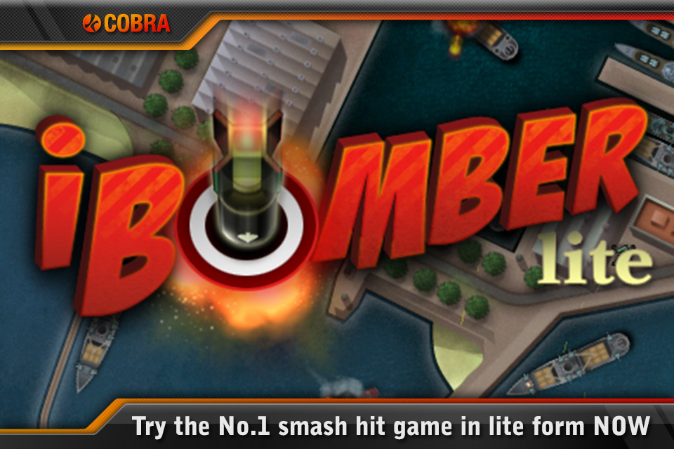 Screenshot iBomber lite