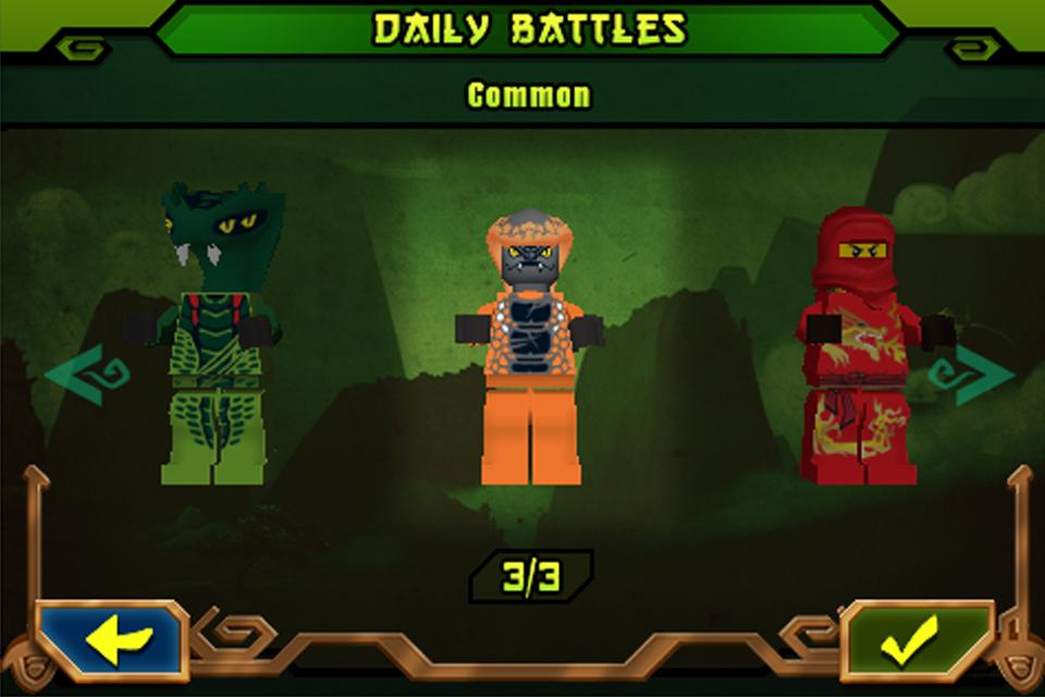 LEGO® Ninjago: Rise of the Snakes - Applr