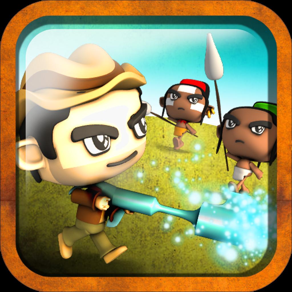 Adventure Games in Jewel Land